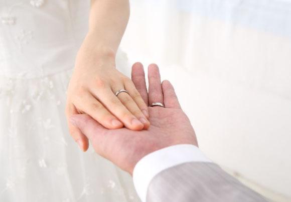 結婚記念日のイメージ