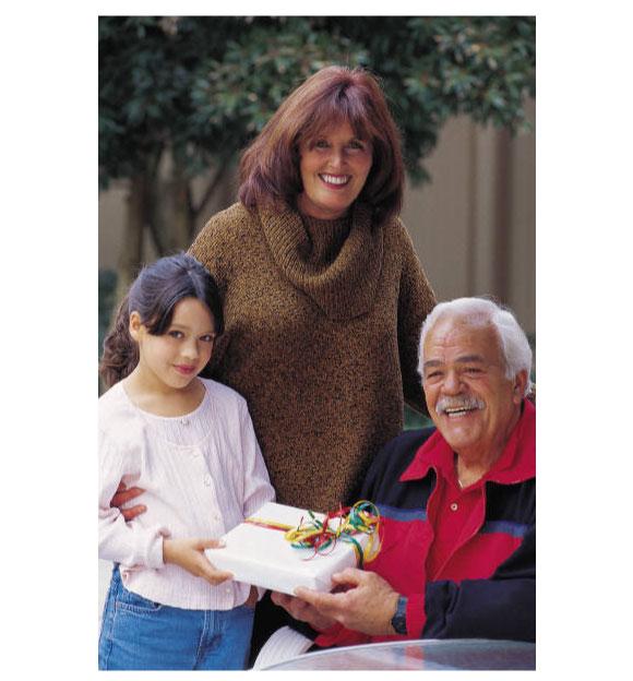 お子様とご家族を表現するイメージ