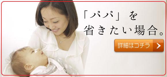 母子家庭向けのカスタマイズ