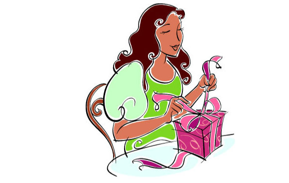 プレゼントを表現するイメージ