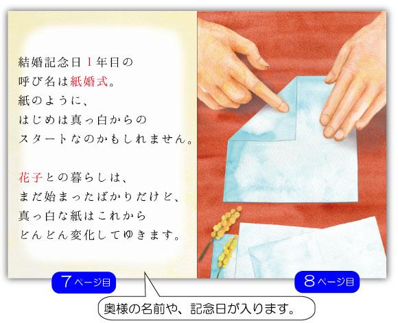 絵本の10ページ